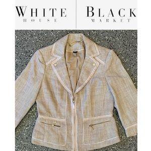 NWOT White House Black Market Blazer